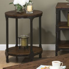 Found it at Wayfair - Urban Nature End Table