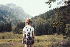 Imagen de girl, nature, and travel
