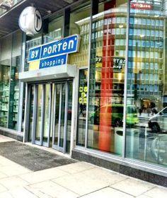 Byporten Shopping Center in Oslo - Byporten Shopping Center in Oslo