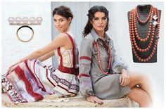 Thank you OK Magazine, Demy & Nina Lotsari for hosting our designs! South Sea Pearls, South Seas, Athens, Magazines, Greece, Jewelery, Sari, Instagram Posts, Fashion Design