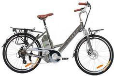 eMoto Velocity 2.5. Electric Street Bicycle. $1,399
