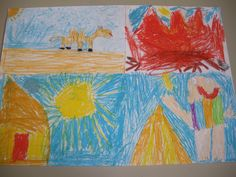 Giant postcards from the Giant to Jack. Reception Class, Postcards, Literacy, School, Painting, Ideas, Art, Painting Art, Paintings