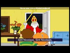 Sinterklaasliedjes van vroeger - Hoor wie klopt daar kinderen