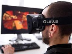Oculus Rift - die Virtual-Reality-Brille