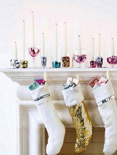 Stocking stuffers #holiday #winter #gifts #decor #inspiration