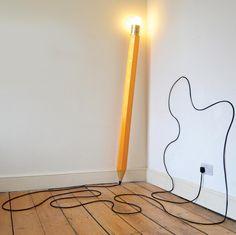 Giant HB Lamp