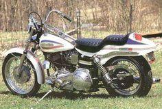 1971 FX Superglide