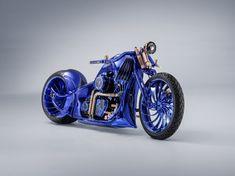 Harley Davidson Blue Edition Bucherer