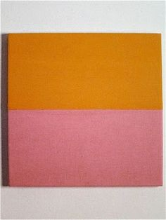 "Blinky Palermo, ""Untitled (Wvz 133)""  1970"
