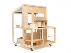 Le jouet : Maison de poupée design • Hellocoton.fr