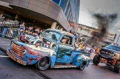 helping earn its name at the F 1, Rat Rods, Ford Trucks, Rats, Cruise, Monster Trucks, The Past, Garage, Vehicles