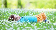 Glückliches Kind: Zuversicht lässt sich lernen