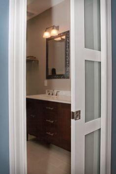 Home, Kitchen, Bathroom Remodeling & Renovation Chicago Renovations, Bathrooms Remodel, Remodel, New Kitchen, Pocket Doors, Bathroom Mirror, Home Decor, Kitchen Bathroom Remodel, Master Bathroom