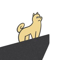 shibainu 柴犬 #shibainu #dog #newyork #nyc #seijimatsumoto #art #artwork #draw #graphic #illustration #松本セイジ