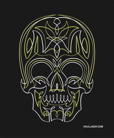 Pinstripe | Diablos Motorcycle Culture