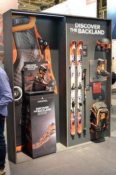 Stand Atomic ISPO 2015