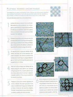 Bordado Español No. 01 - margareth mi3 - Álbumes web de Picasa