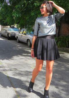 Musha: Silver & Black