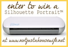 silhouette-giveaway This would totally help with some projects...