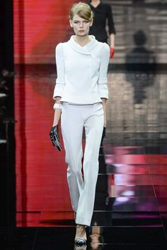 Armani Privé Fall 2014 Couture...