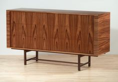 Rosewood Dresser by Mark Cwik Studio Furniture | CustomMade.com