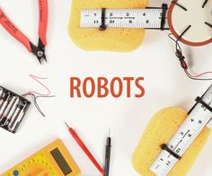 Make robots! A great guide through four beginner projects.