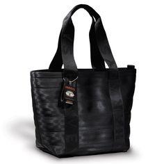 Camaro Collection Harvey's Camaro Seatbelt Bag - Black Tote