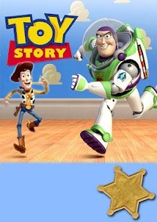 Toy Story Blank Invitation - Free printable party invitation - personalise in any photo editing programme