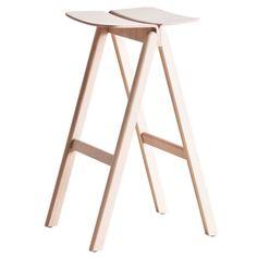 Copenhague bar stool by Hay. Design by Ronan & Erwan Bouroullec.