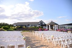 Land's End, the best of Long Island Waterfront Wedding Venues. Have an outdoor wedding reception on the sand, overlooking the water of the Great South Bay. Island Beach, Long Island, Catering Halls, Waterfront Wedding, Outdoor Wedding Reception, Lands End, Event Venues, Corporate Events, Wedding Events