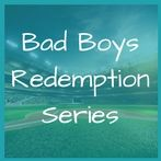 Have you met the bad boy's of baseball? Bad Boys Redemption Series is a sexy second chance sports romance series by Kimberly Readnour.
