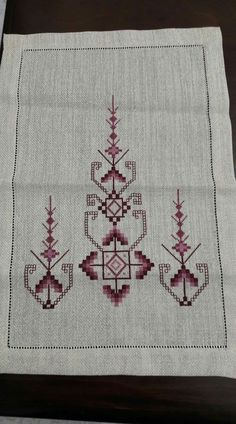 Supreme Best Stitches In Embroidery Ideas. Spectacular Best Stitches In Embroidery Ideas. Hardanger Embroidery, Folk Embroidery, Learn Embroidery, Cross Stitch Embroidery, Embroidery Patterns, Cross Stitch Borders, Cross Stitch Designs, Cross Stitching, Cross Stitch Patterns