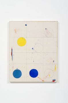 Matt Connors, 'Weighted Grid,' 2015, Cherry and Martin
