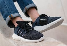 ADIDAS WM EQT SUPPORT FUTURE WHITE MOUNTAINEERING NAVY BLACK BB3127 Mountaineering, Adidas Sneakers, Navy, Future, Core, Shoes, Black, Fashion, Adidas Tennis Wear