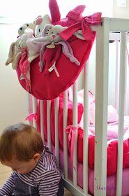 Le sac range Doudous    Moi aussi, c'est pourquoi je voulais absolument quelque chose, un systême de sac pour ranger les Doudous d...