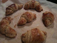 Croissants attempt