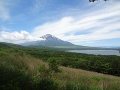 Lake Yamanaka Panoramic Viewing Platform
