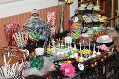 Grad Party Dessert Table!