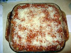 The Virtuous Wife: Baked Ziti Tutorial (FREEZER MEAL)#.VfrASnlRHX4#.VfrASnlRHX4