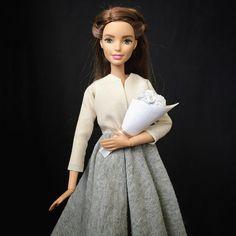 #barbie #doll #mattel #style #fashion