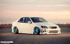 Mad-looking Toyota Altezza