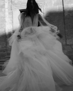 The Lane - Elly Sofocli Ethereal Wedding Dress, Luxury Wedding Dress, Wedding Gowns, Dream Wedding, Pallas Couture, Glamour, Bridal Style, Wedding Bells, Models