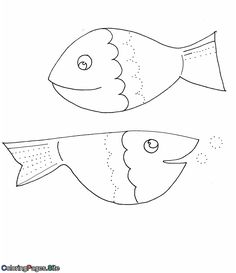 Fish Shapes Set 4