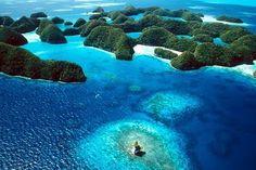 Yap Island, Federated States of Micronesia