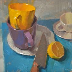 """Poised"" by Carol Marine"