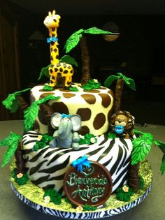 1000 Images About Birthday On Pinterest Safari Birthday