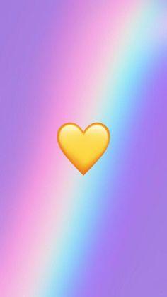 Wallpaper rainbow all about my heart wallpaper wallpaper emoji. Wallpaper Rainbow, Emoji Wallpaper Iphone, Simpson Wallpaper Iphone, Cute Emoji Wallpaper, Mood Wallpaper, Cute Disney Wallpaper, Best Iphone Wallpapers, Heart Wallpaper, Pastel Wallpaper