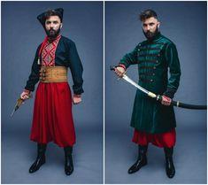 Отаман: одяг козацької старшини актуальний і сьогодні/Мода/«VAROSH» - у ритмі твого міста