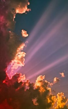 clouds and sky nature photography Beautiful Sky, Beautiful World, Beautiful Places, Simply Beautiful, Pretty Sky, All Nature, Amazing Nature, Amazing Grace, Pretty Pictures