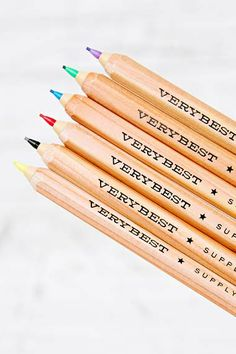 Mechanical Coloured Pencils at Urban Outfitters